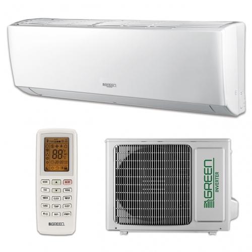 Сплит-система Green GRI/GRO-09 IG2 с монтажем